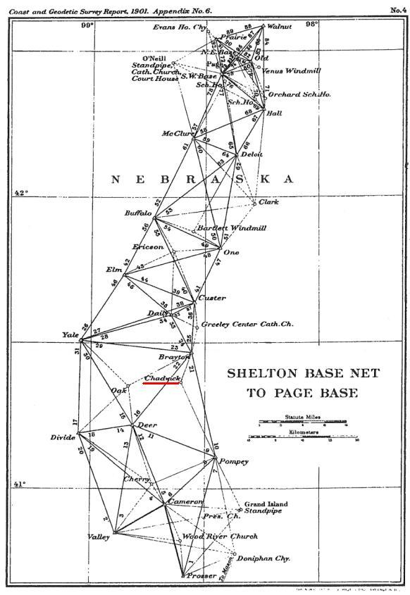 Nebraska surveying uscgs triangulation station chadwick publicscrutiny Gallery